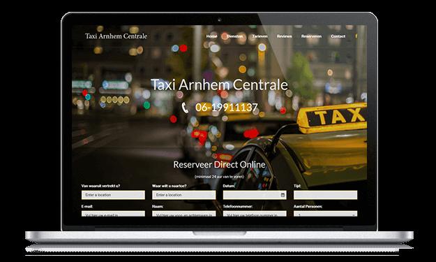 Taxi Arnhem Centrale