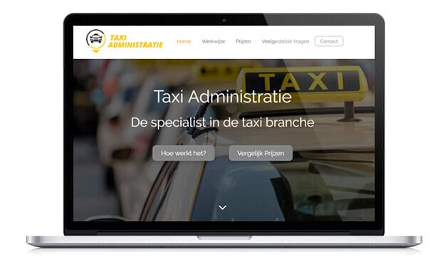 Taxi Administratie